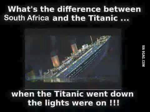 Difference Between SA and The Titanic