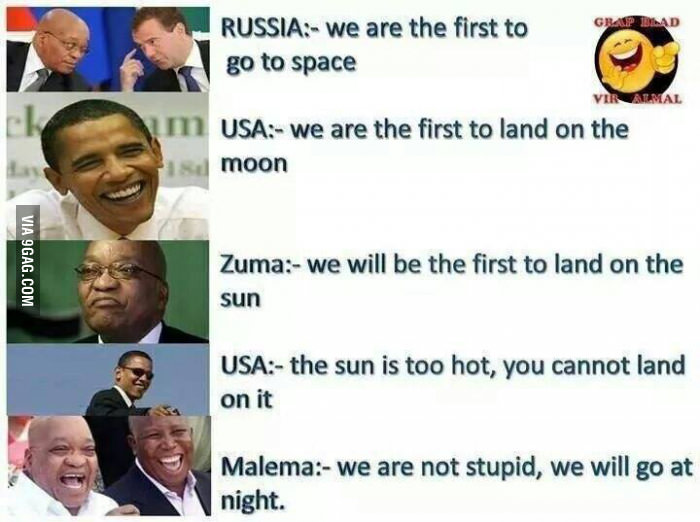 SA Will Be The First To Land On The SUN