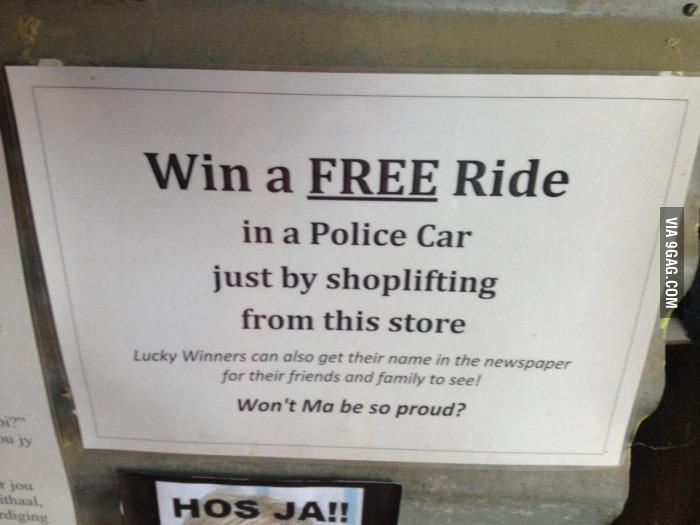 Win A Free Ride In SA