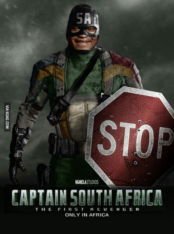 Captain South Africa
