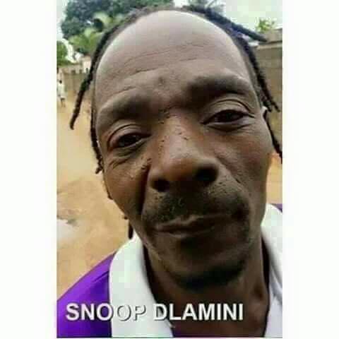 Snoop Dlamini