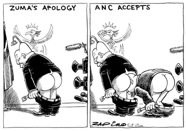 Zumas Apology