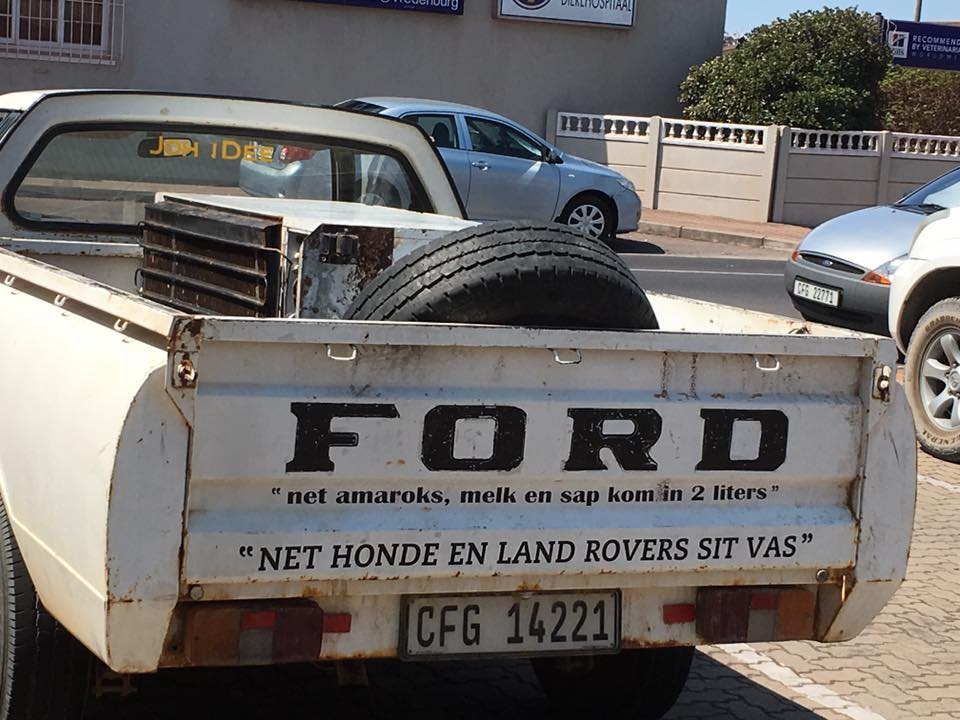 Net Honde En Land Rovers Sit Vas