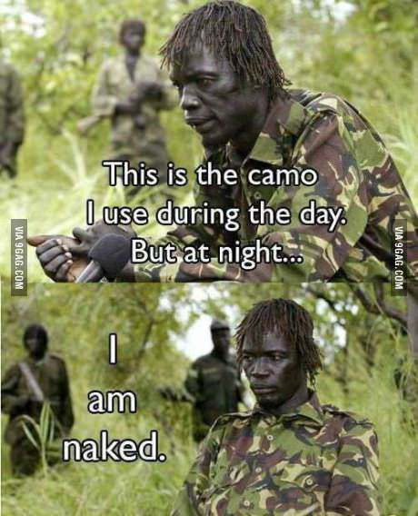 African Camo