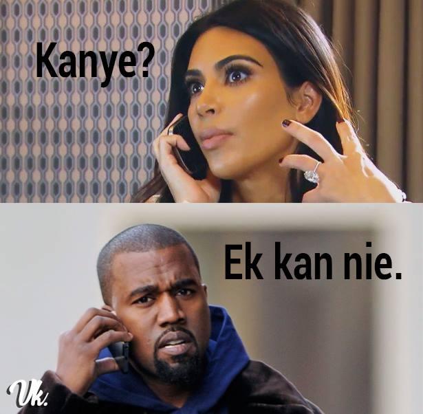 Kanye Of Kanye Nie