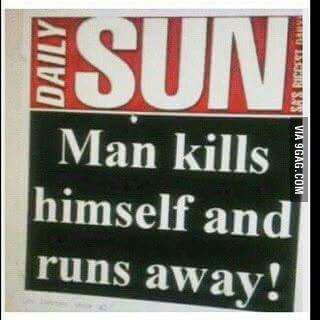 Man Kills Himself