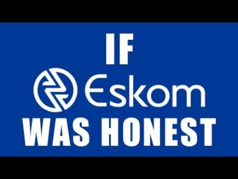 If Eskom Ads Were Honest - Load Shedding Is Back